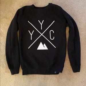 YYC sweatshirt from LL